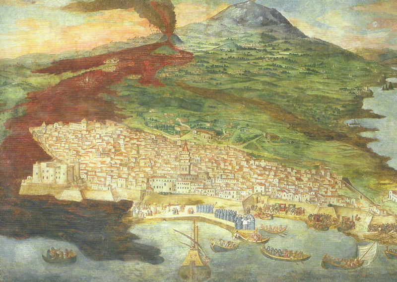 The great 1669 Etna eruption